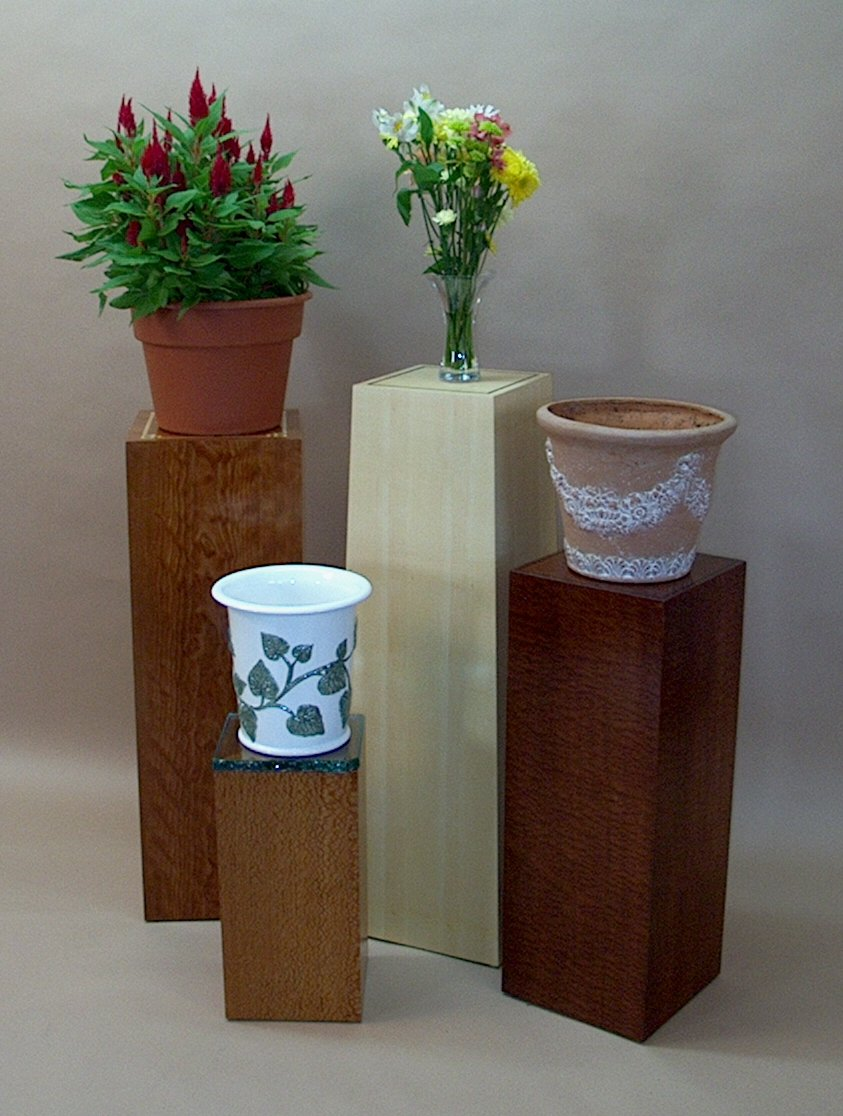 Flower Display Stands