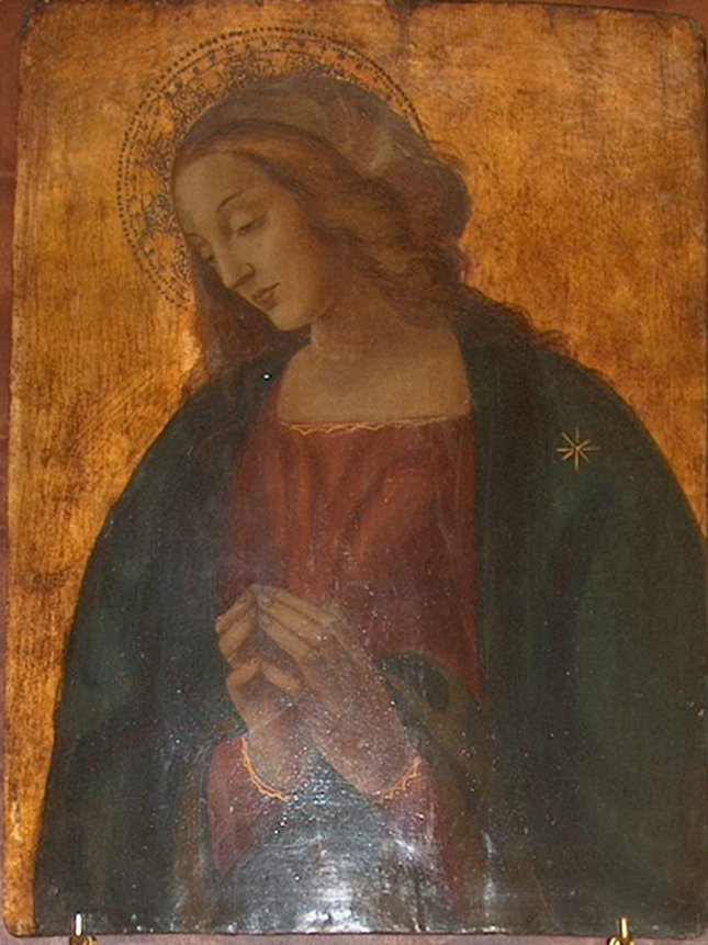 Painting of Mary
