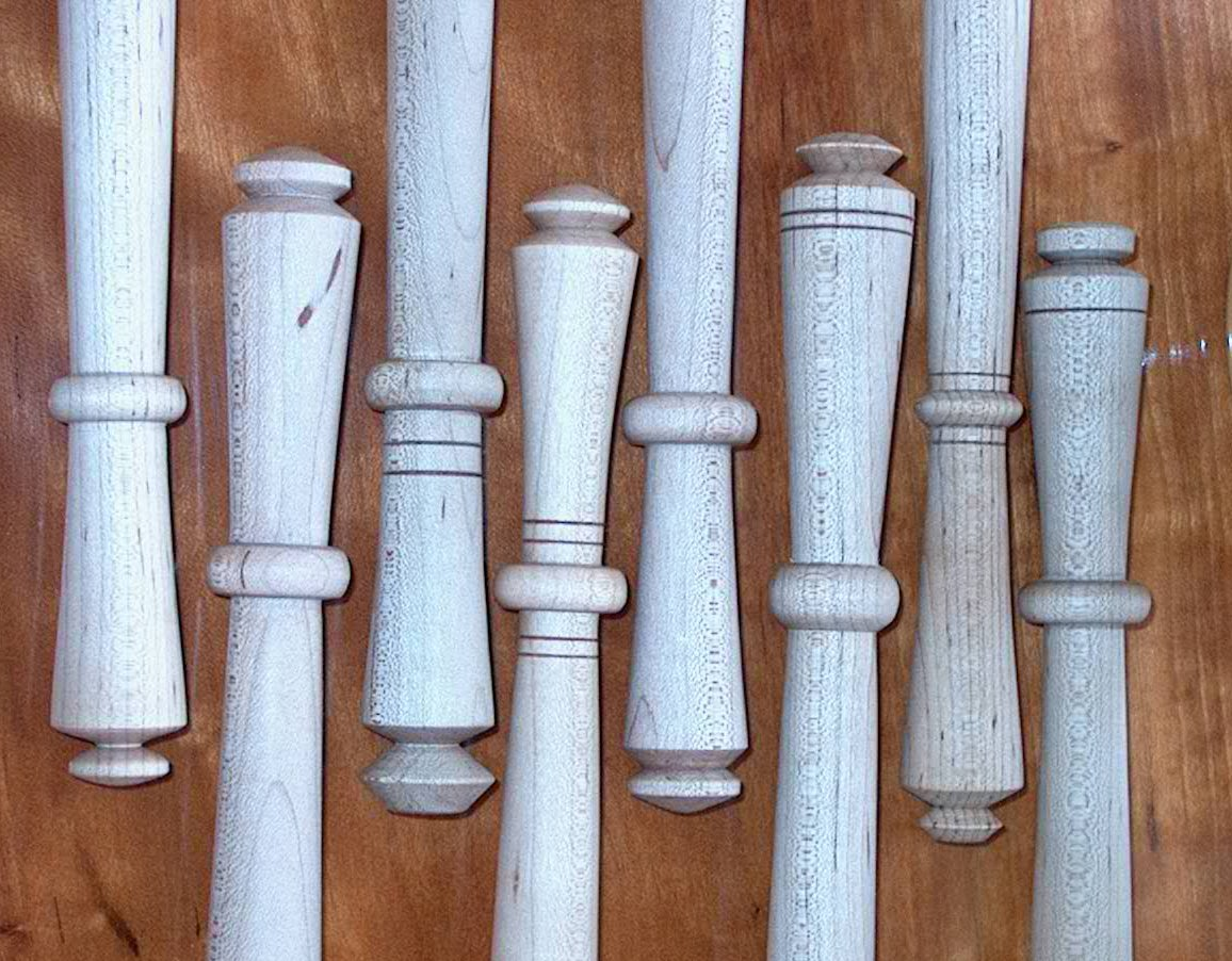 Some Spurtle Tops