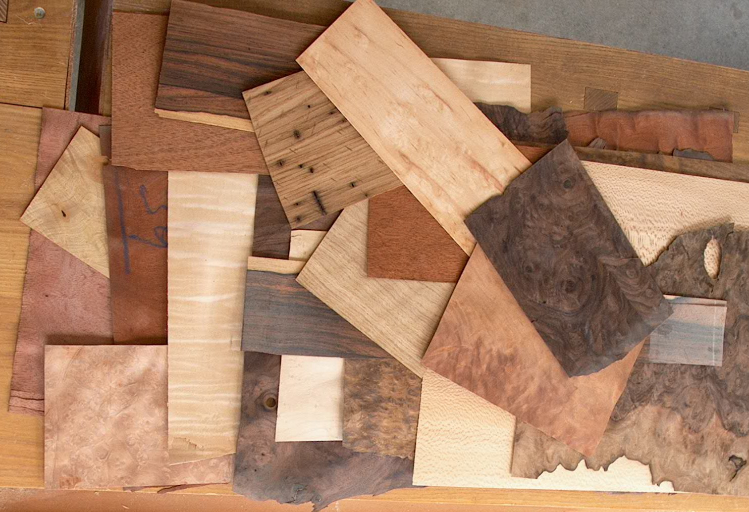 Wood veneer craft projects diy woodworking projects